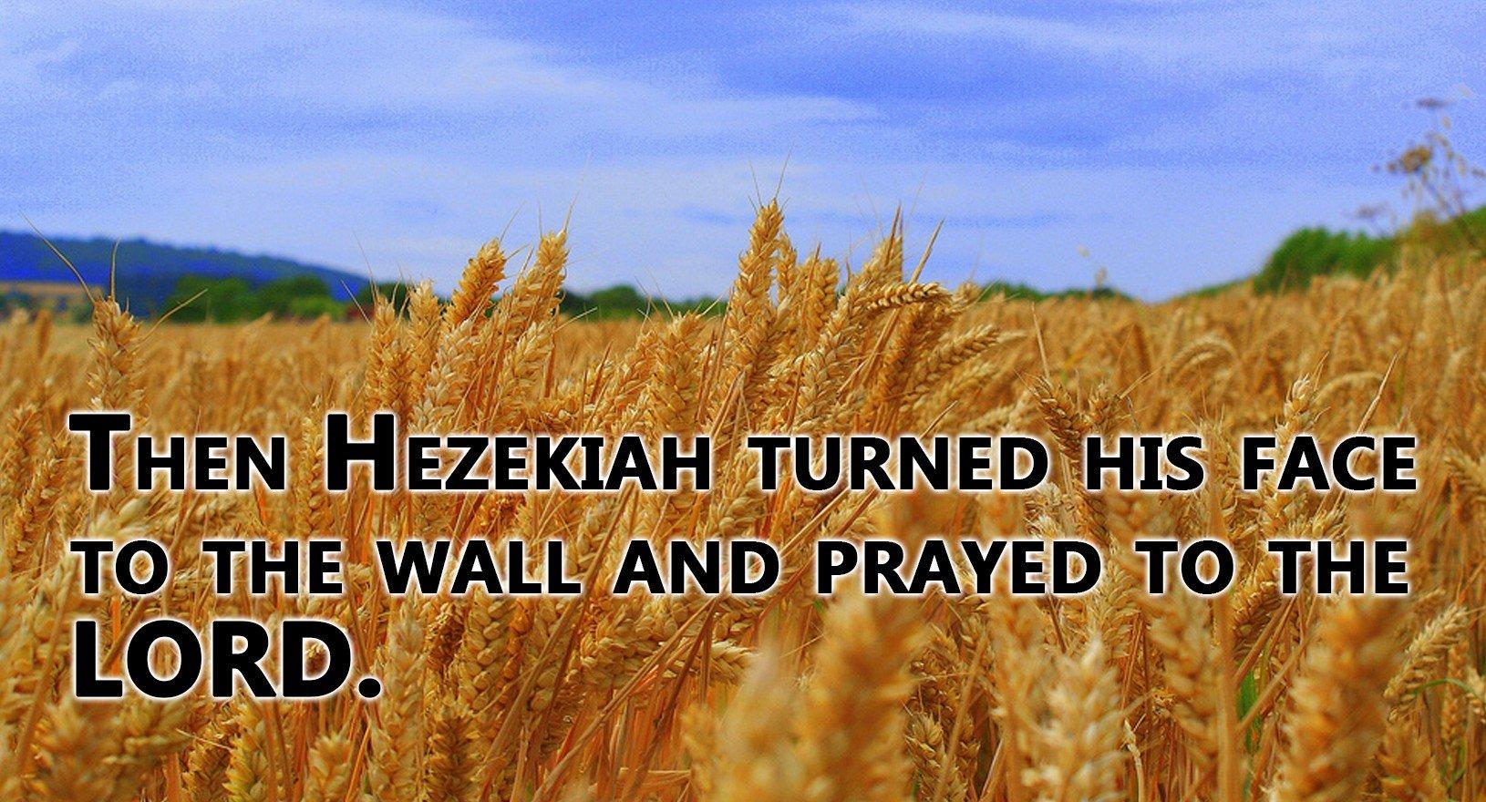 Isaiah 38