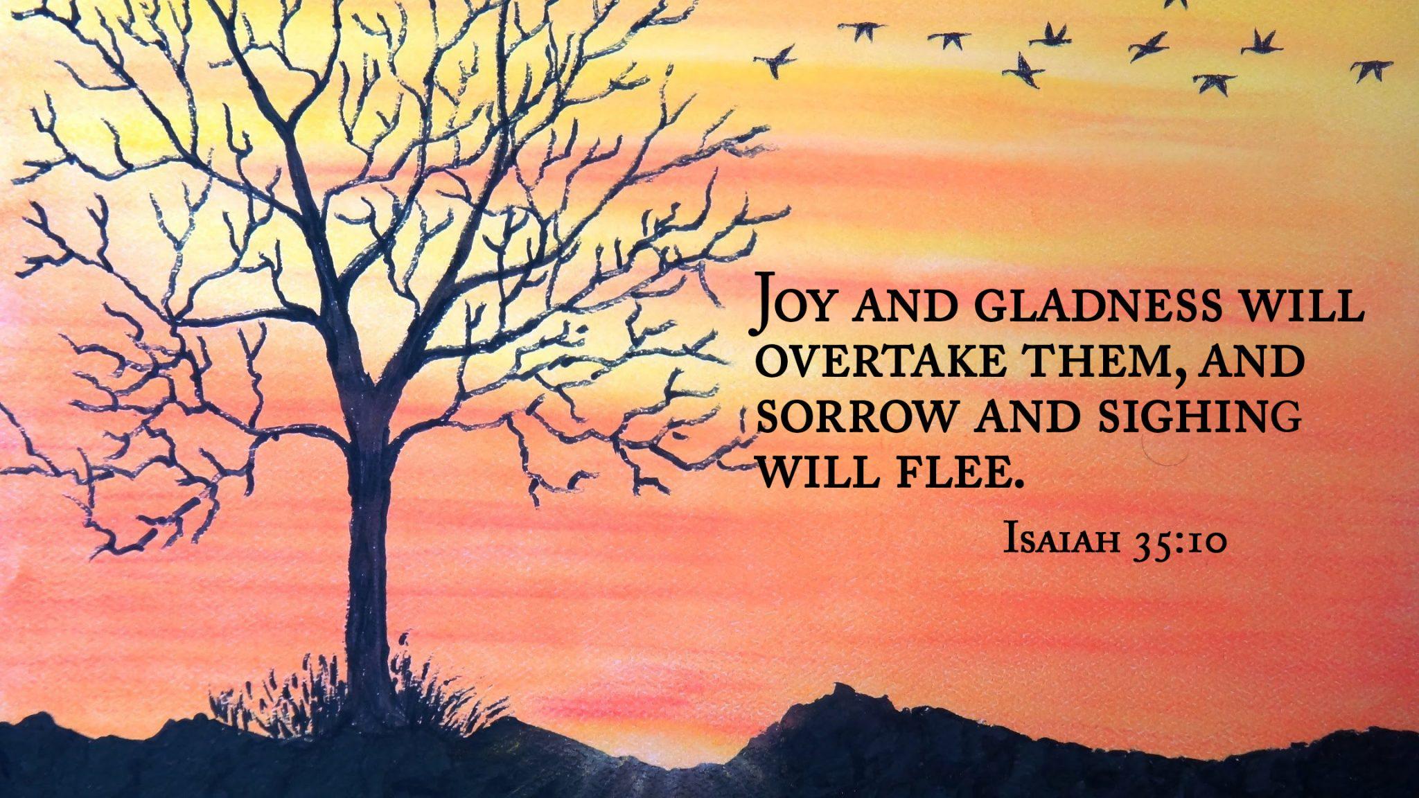 Isaiah 35