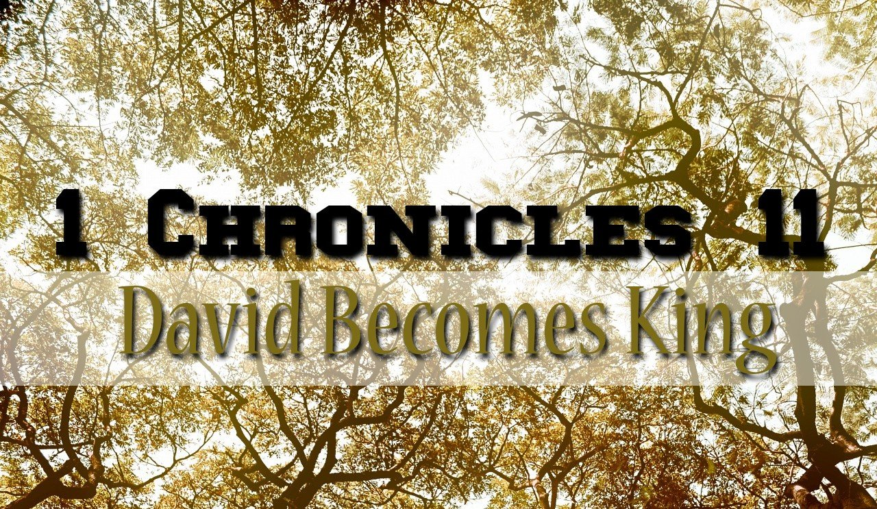 1 Chronicles 11