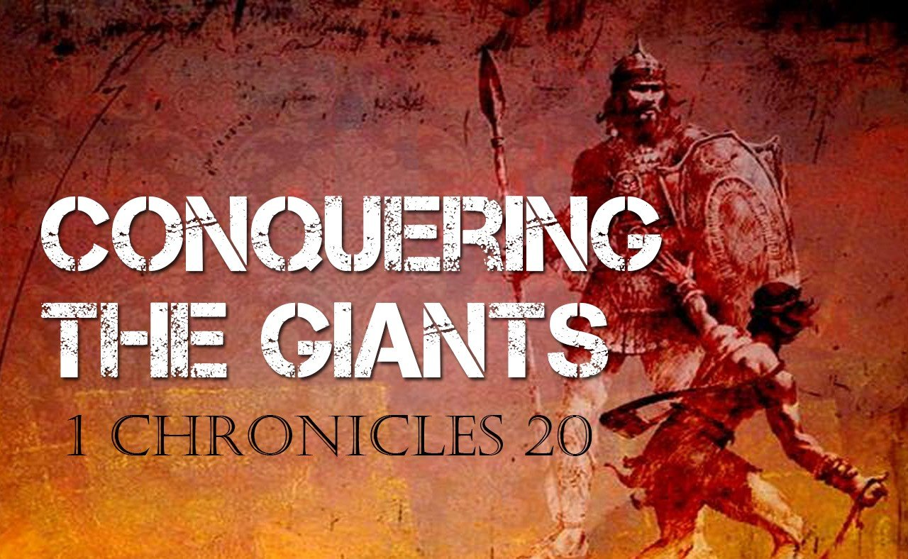 1 Chronicles 20