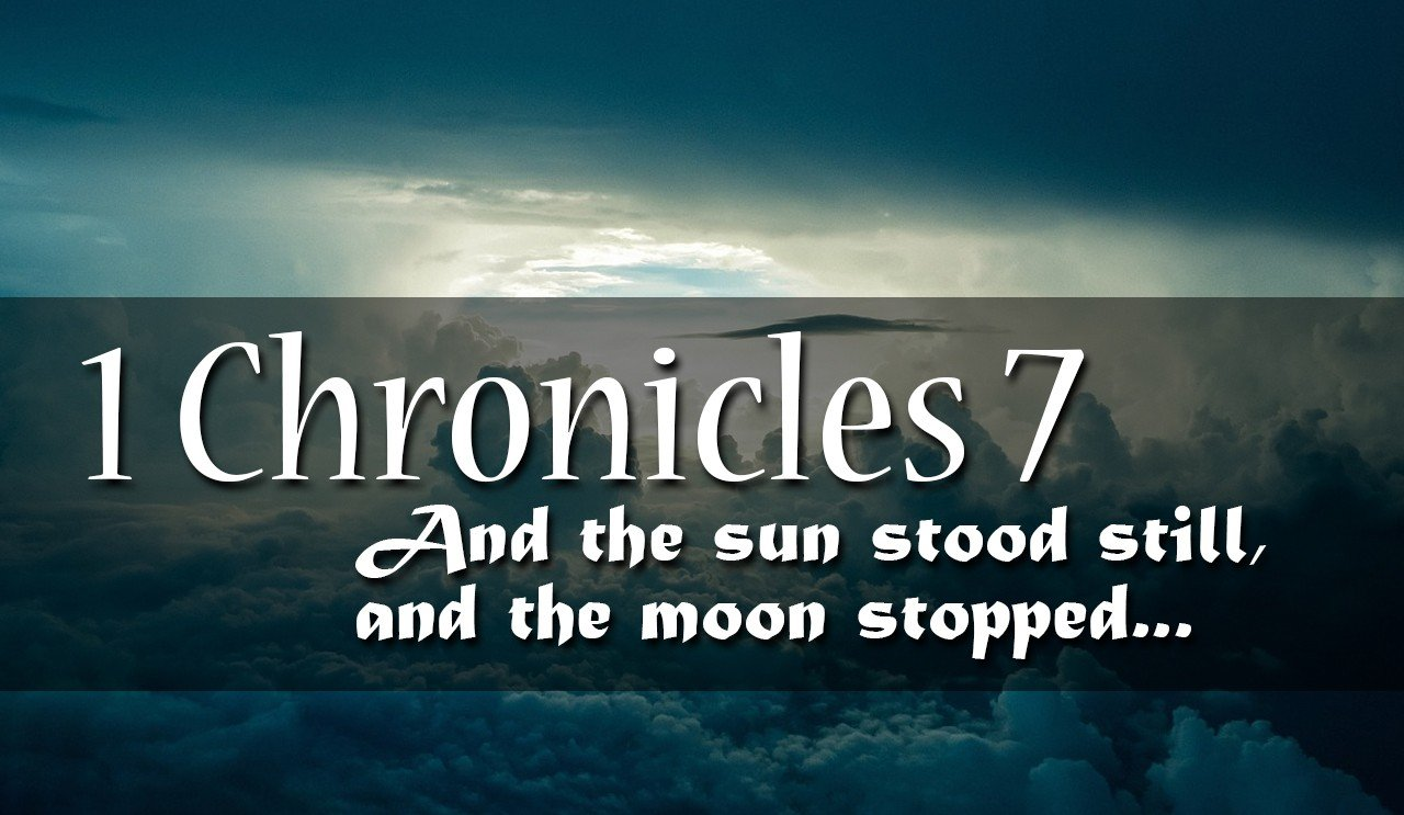 1 Chronicles 7
