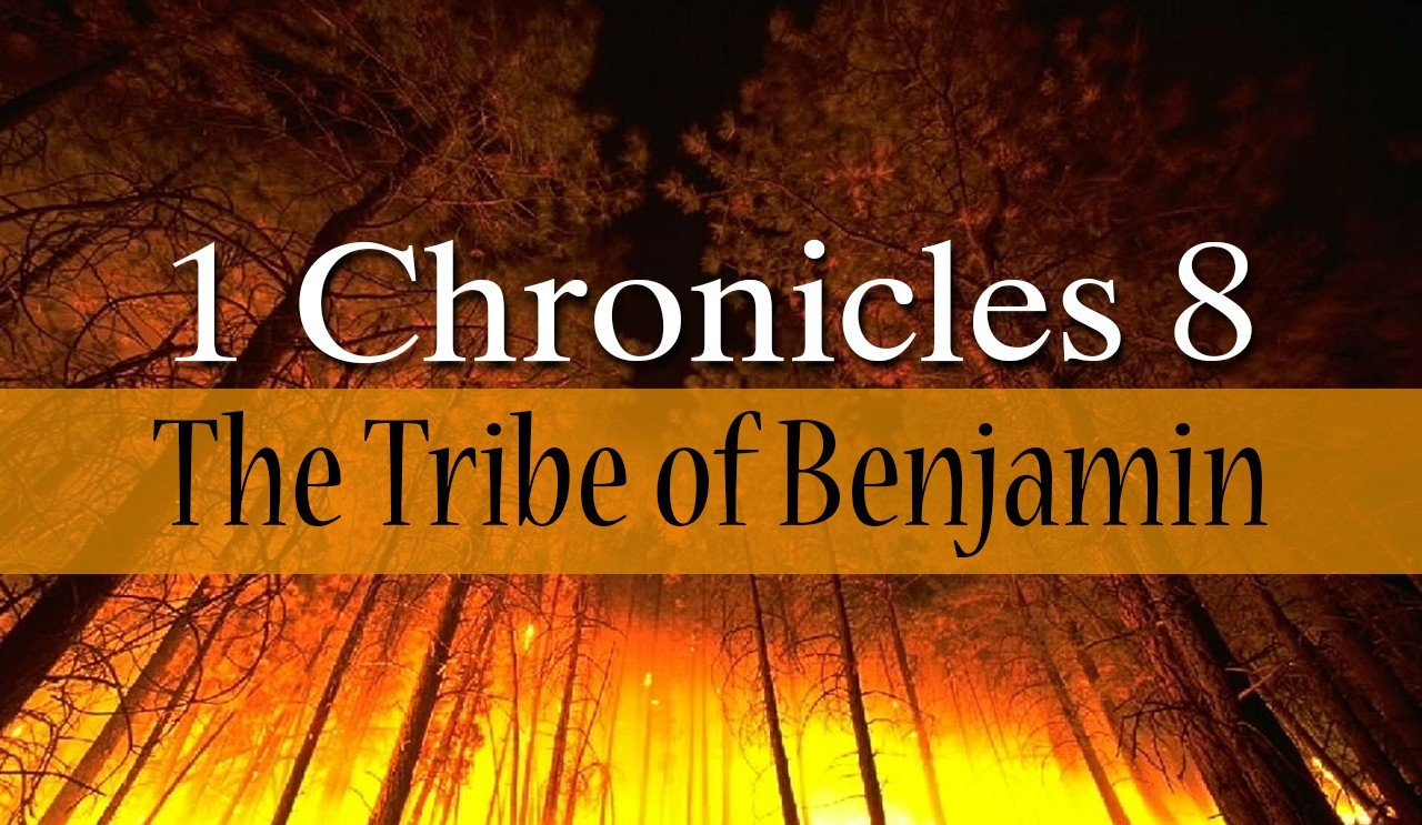1 Chronicles 8