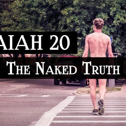 Isaiah 20